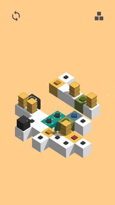 「QB - a cube's tale」のスクリーンショット 1枚目