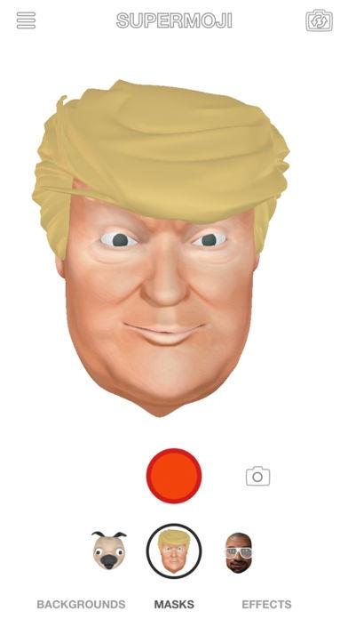 「SUPERMOJI - the Emoji App」のスクリーンショット 3枚目