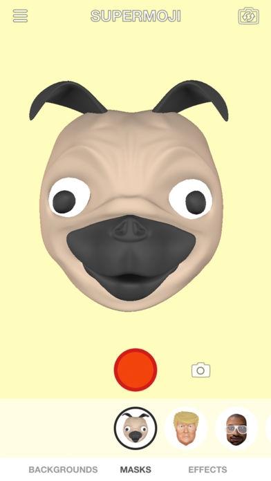 「SUPERMOJI - the Emoji App」のスクリーンショット 2枚目