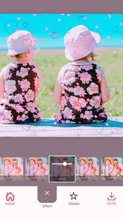 「Pink U - ピンク・ユー」のスクリーンショット 2枚目
