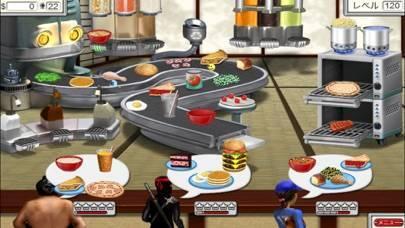 「Burger Shop 2」のスクリーンショット 1枚目