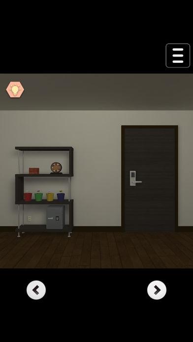 「脱出ゲーム Pictures - 絵画の部屋からの脱出」のスクリーンショット 3枚目