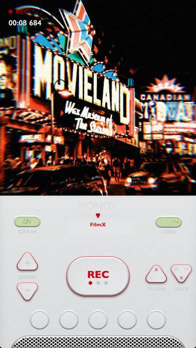 「MONOV - Road Movie Camcorder」のスクリーンショット 1枚目