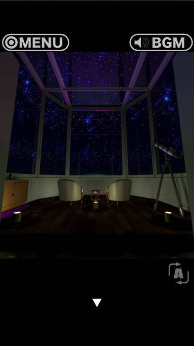 「脱出ゲーム RESORT2 - オーロラ温泉への脱出」のスクリーンショット 1枚目