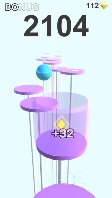 「Splashy!」のスクリーンショット 3枚目
