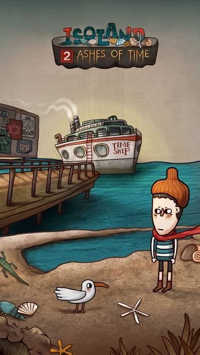 「見失い島2:時間の灰」のスクリーンショット 1枚目