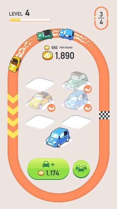 「Car Merger」のスクリーンショット 3枚目