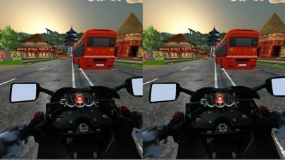 「VR自転車実世界レース」のスクリーンショット 2枚目
