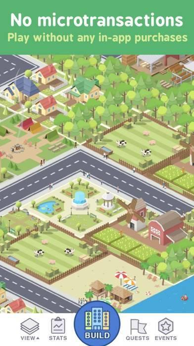 「Pocket City: ポケットシティ」のスクリーンショット 3枚目
