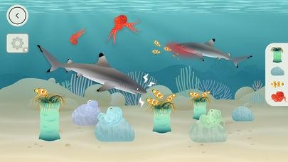 「タイニーポップによるサンゴ礁」のスクリーンショット 1枚目