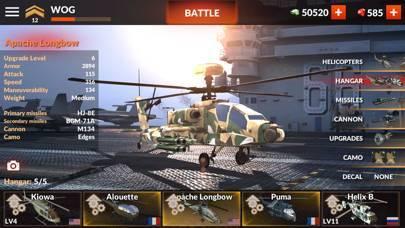 「World of Gunships Online」のスクリーンショット 1枚目