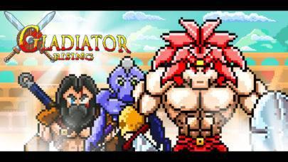 「Gladiator Rising」のスクリーンショット 1枚目