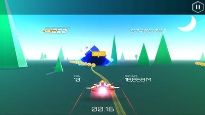 「スピードレースキング」のスクリーンショット 3枚目