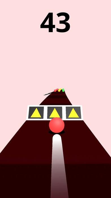 「Color Road!」のスクリーンショット 2枚目