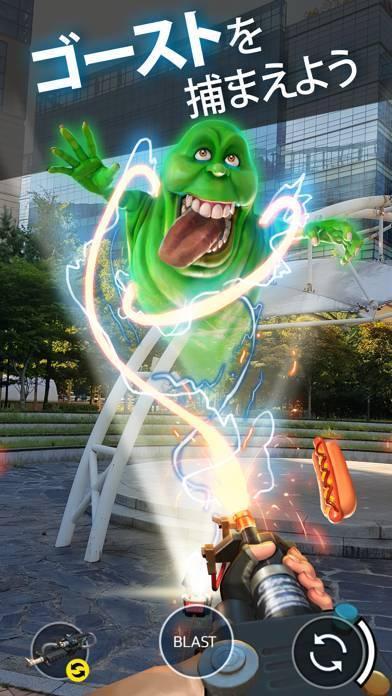 「ゴーストバスターズ - Ghostbusters World」のスクリーンショット 2枚目