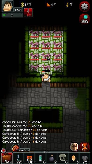 「Zombie Rogue」のスクリーンショット 1枚目
