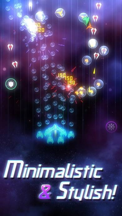 「Space Wingmen: Arcade Shooting」のスクリーンショット 3枚目