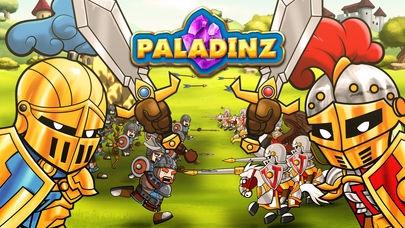 「PaladinZ: Champions of Might」のスクリーンショット 1枚目