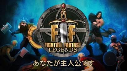 「Fighting Fantasy Legends」のスクリーンショット 1枚目
