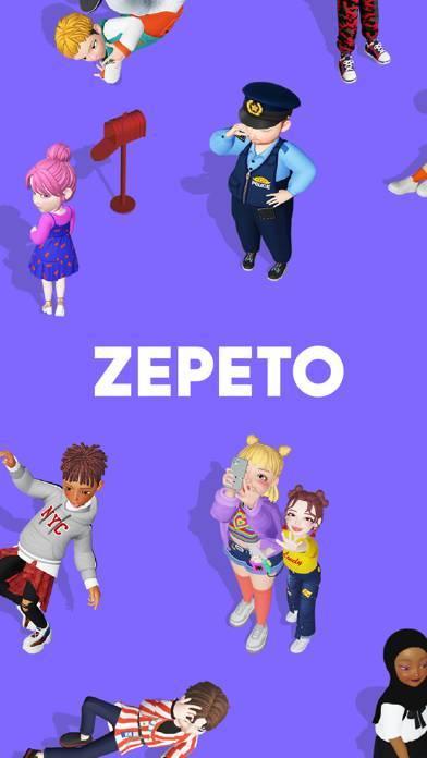 「ZEPETO」のスクリーンショット 1枚目