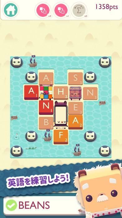 「Alphabear 2」のスクリーンショット 2枚目
