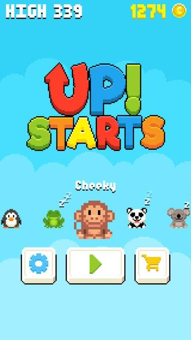 「Upstarts」のスクリーンショット 1枚目