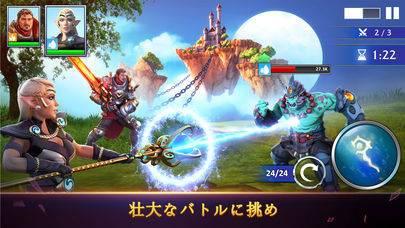 「~フォージド ファンタジー~ Forged Fantasy」のスクリーンショット 3枚目