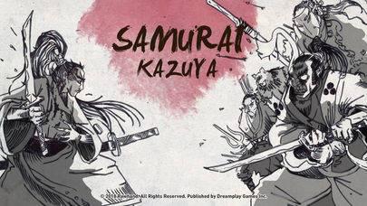 「Samurai Kazuya : Idle Tap RPG」のスクリーンショット 1枚目
