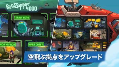 「Bombastic Brothers – 2D銃 撃 ゲーム」のスクリーンショット 3枚目