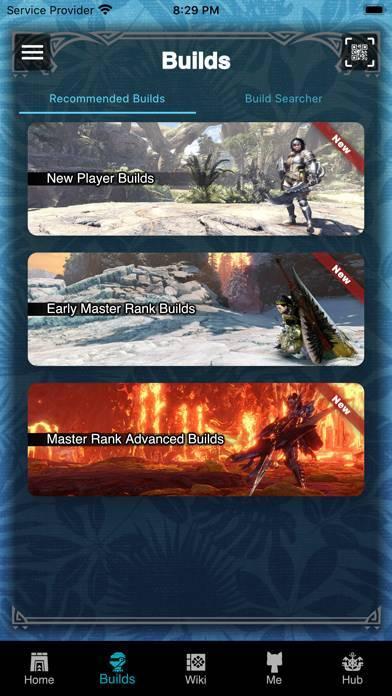 「Hunter's Guide: World」のスクリーンショット 1枚目