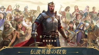 「War Eternal」のスクリーンショット 2枚目