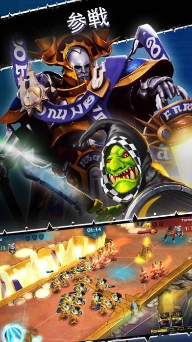 「Warhammer AoS: Realm War」のスクリーンショット 1枚目