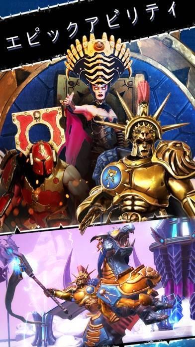 「Warhammer AoS: Realm War」のスクリーンショット 3枚目