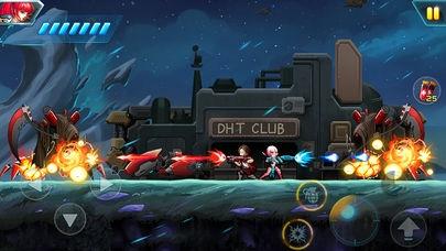 「メタルウィングス:特殊作戦部隊」のスクリーンショット 2枚目