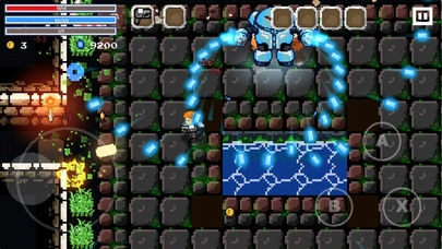 「Flame Knight: Roguelike Game」のスクリーンショット 3枚目