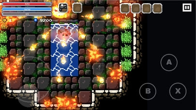 「Flame Knight: Roguelike Game」のスクリーンショット 2枚目