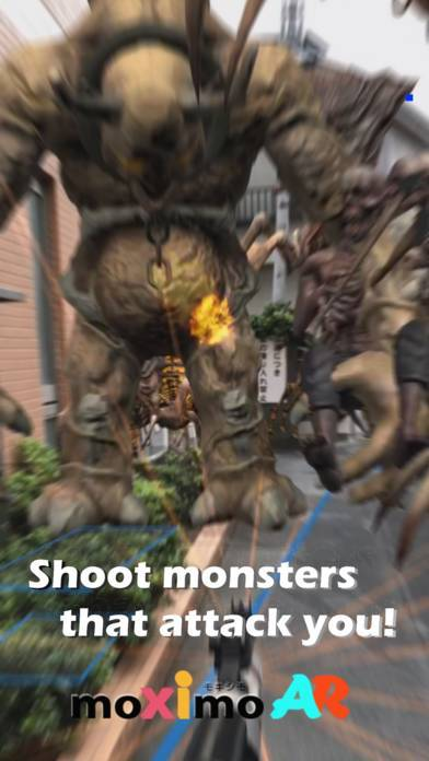 「ZombieAR II」のスクリーンショット 3枚目