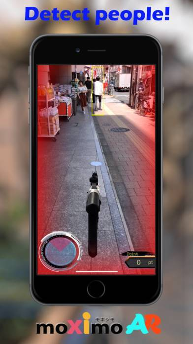 「ZombieAR II」のスクリーンショット 2枚目