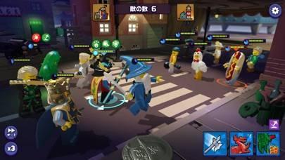 「レゴ® レガシー:レゴのヒーローが勢ぞろい!」のスクリーンショット 3枚目