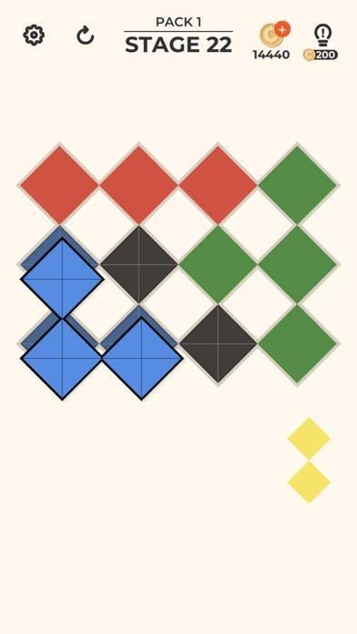 「ZEN Block™ - タングラム & ブロックパズル」のスクリーンショット 2枚目