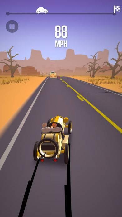 「Great Race - Route 66」のスクリーンショット 2枚目