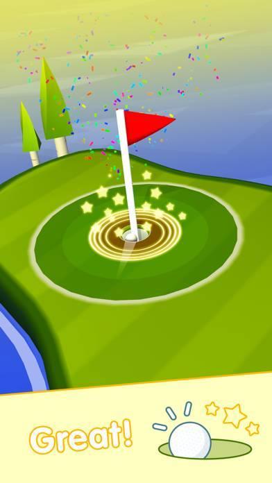 「ポップショット!ゴルフ」のスクリーンショット 3枚目
