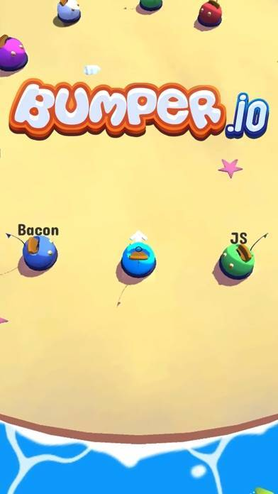 「Bumper.io」のスクリーンショット 1枚目