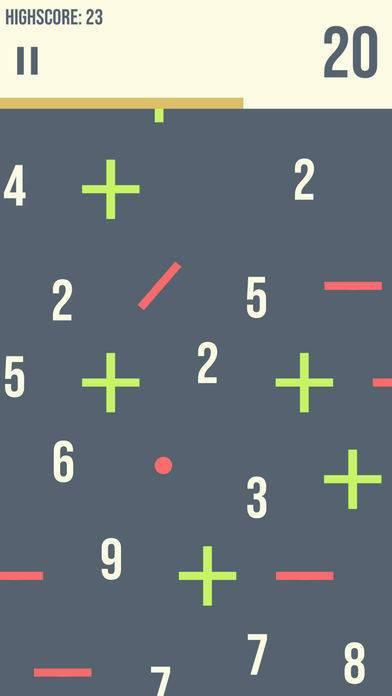 「Mathuba - Arcade Math Ball」のスクリーンショット 2枚目