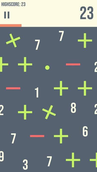 「Mathuba - Arcade Math Ball」のスクリーンショット 3枚目