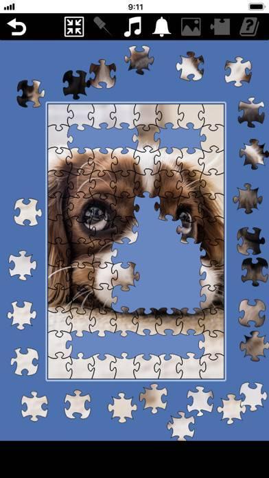「ジグソーパズル - Jigsaw Puzzle Fun!」のスクリーンショット 2枚目