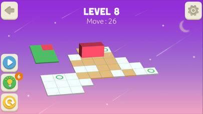 「Bloxorz: Roll the Block」のスクリーンショット 2枚目