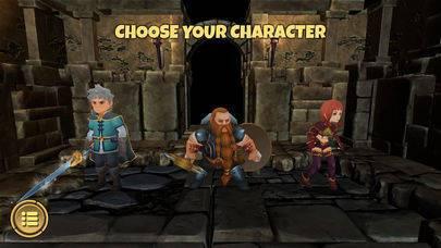 「Treasure Hunter: Dungeon Fight」のスクリーンショット 2枚目