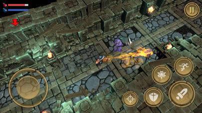 「Treasure Hunter: Dungeon Fight」のスクリーンショット 1枚目