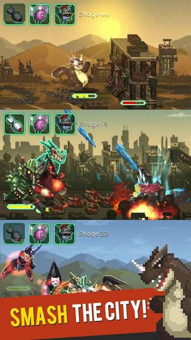 「世界怪獣戦争」のスクリーンショット 2枚目